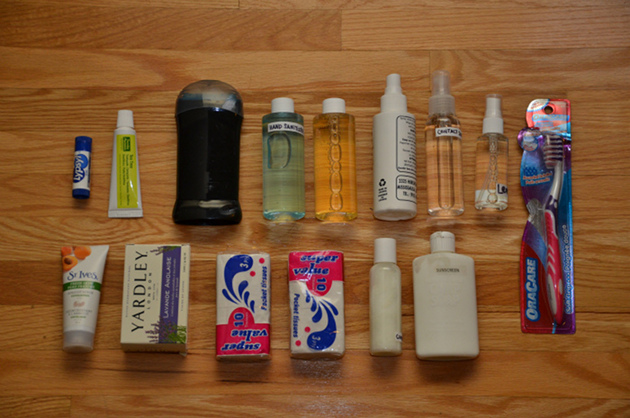 Cody's Toiletries