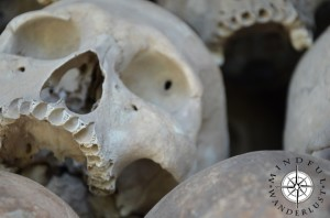 12 Months on the Road-The Killing Fields, Phnom Penh, Cambodia