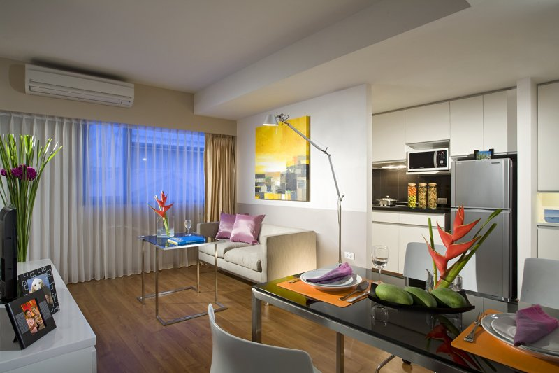 One Bedroom Deluxe-Photo courtesy of Citadines Sukhumvit 23