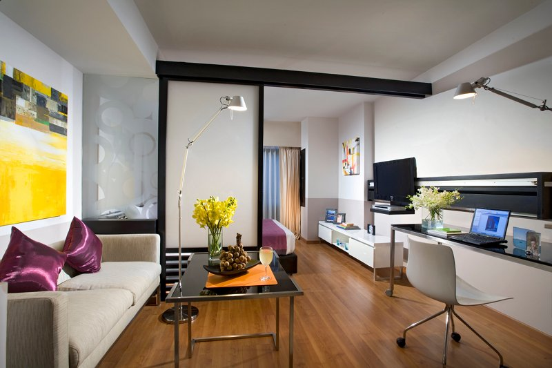 Studio Executive-Photo courtesy of Citadines Sukhumvit 23