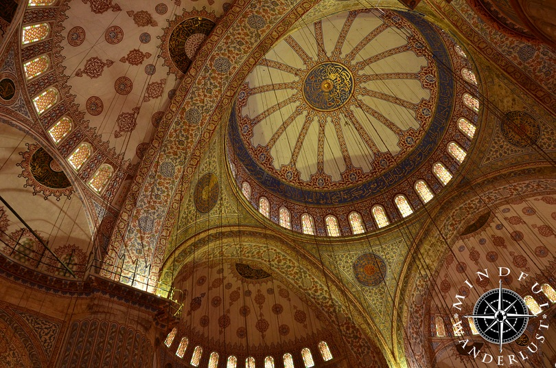 Top 5 places to see in Istanbul