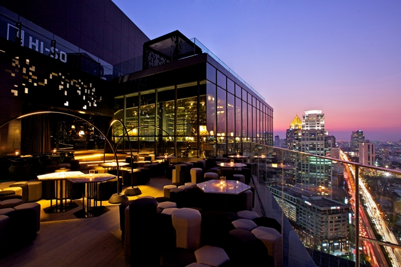 Sofitel So Bangkok - Park Society