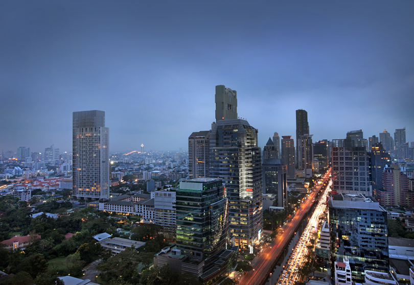 Sofitel So Bangkok - Sathorn Night View