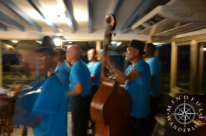 Live music in Havana