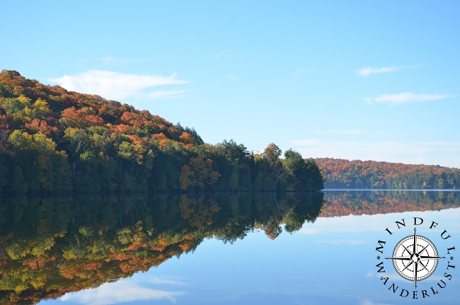 Solitaire Lake at Limberlost