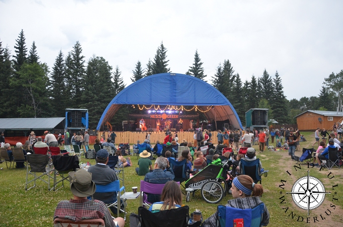 Ness Creek Main Stage