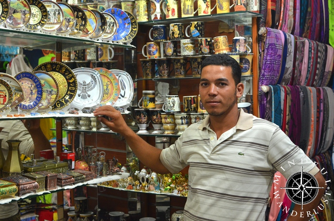 Shop Owners of Dahab
