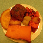 8 Vegans Around The World Share Their Christmas Day Meal