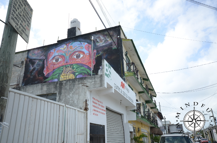 Street Art of Tulum