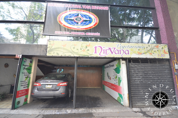 Nirvana Vegetariano Mexico City