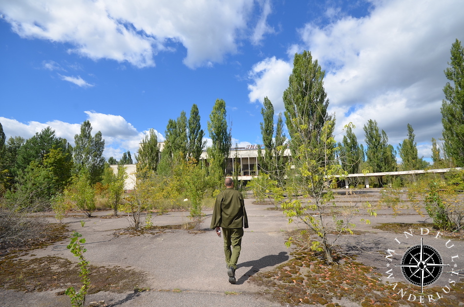 Spending the Day at Chernobyl