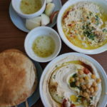 What we ate in Tel Aviv